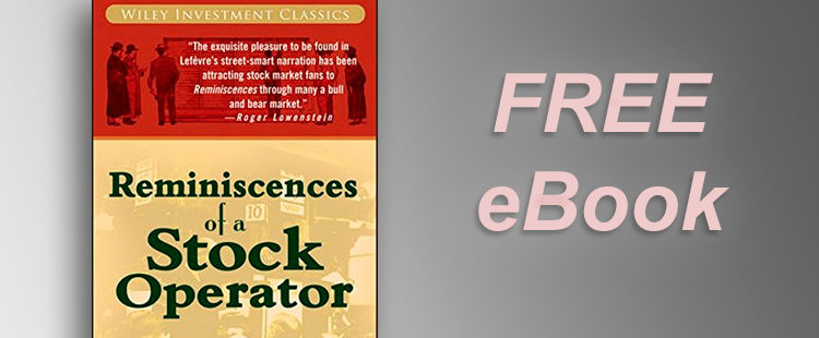 EBOOK: Reminiscences of a Stock Operator