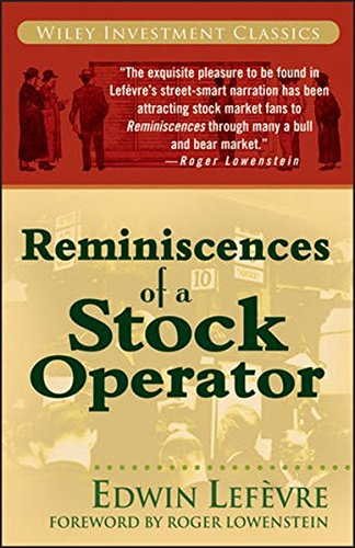 EBOOK: Reminiscences of a Stock Operator - CLICK TO DOWNLOAD PDF
