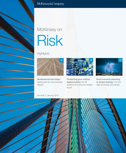 McKinsey on Risk Volume 2