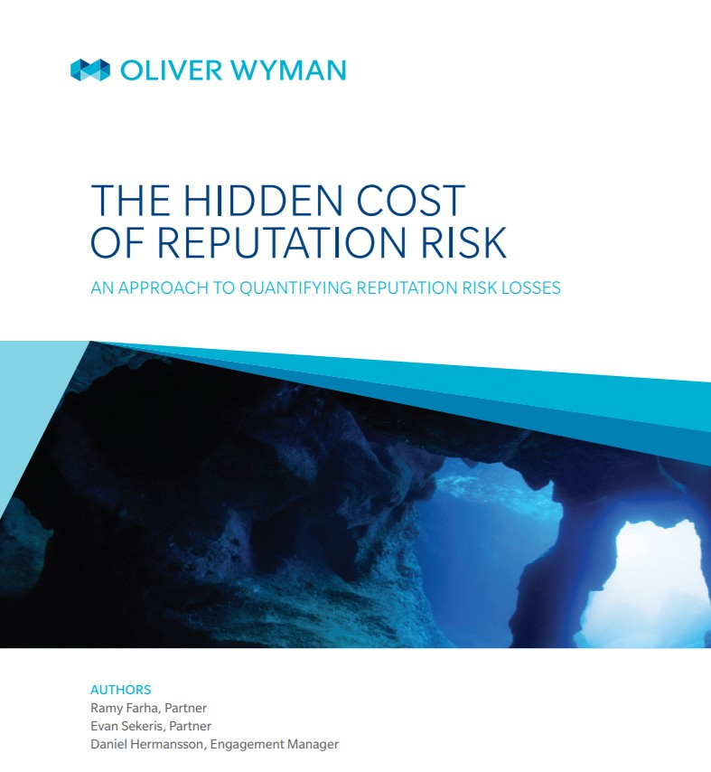 The Hidden Cost Of Reputation Risk