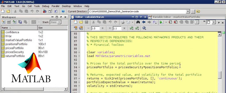 FREE COURSE: Introduction to Programming with MATLAB - Risk